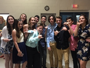 Photos from St. Mary's French Immersion Grade 8 Graduation