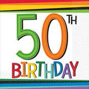 COOL! Fr. Pat is turning 50!