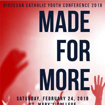 DCYC 2018: Made for More Youth Conference