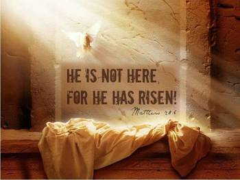 Easter Message from our Pastor