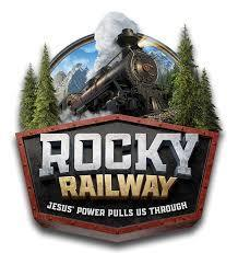 ROCKY RAILWAY VACATION BIBLE SCHOOL - SAVE THE DATE