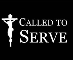 'CALLED TO SERVE'