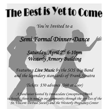 The Best is Yet to Come Dinner-Dance