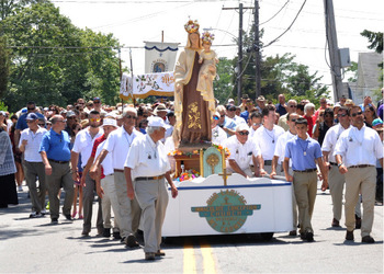 Feast of Our Lady of Mount Carmel Procession - July 15, 2018/Outdoor Festival - July 14, 2018