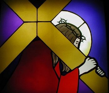 Stations of the Cross: Fridays at Noon and 7:15PM