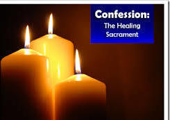Lenten Confession (Last One-Wed. April 1st)