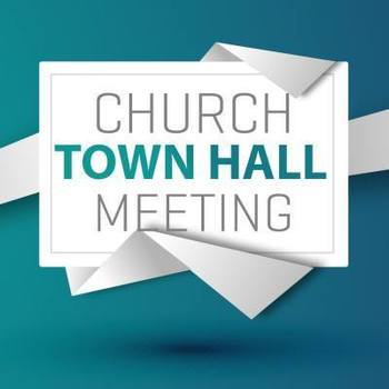 "Church ""Town Hall Meeting"""