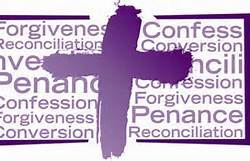 The Light is on for You - Confessions during Lent