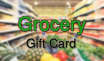 Grocery Cards for those in our community