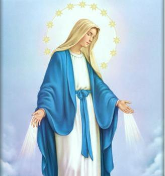 Holy Day- Immaculate Conception of the Virgin Mary (Dec 8th)