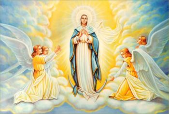Holy Day: Assumption of Mary