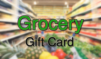 Grocery Card Drive- Helping Our Neighbors in Need