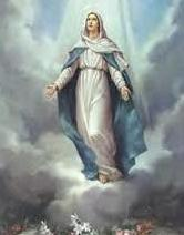 Feast of the Assumption of Mary- August 15th