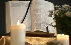Book and Advent Candle Sale