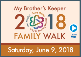My Brother's Keeper Family Walk - Saturday, June 9