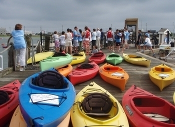 Kayak Outing - Friday, August 10