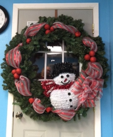 Noyola Family Wreath Raffle
