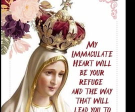 Our Lady of Fatima Rosary & Divine Mercy