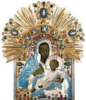 FREE Pilgrimage to Pahokee's St. Mary's & to the icon of the Blessed Mother Mary