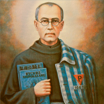 St. Maximillian Kolbe Relic Day