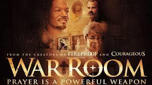 MOVIE: WAR ROOM