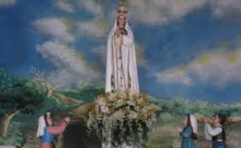 National Day of the Rosary of Our Lady of Fatima 102nd Anniversary of the Miracle of the Sun