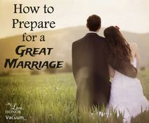 Marriage Preparation Program MAY 22nd, 2020