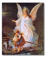 Prayer to Holy Guardian Angels