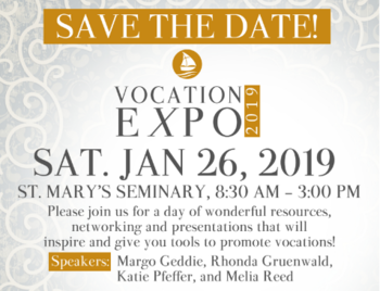 Vocations Expo - 2019