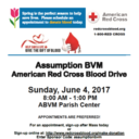 American Red Cross Blood Drive this Sunday