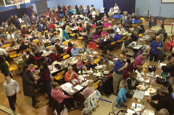 Community comes together for Benefit Bingo