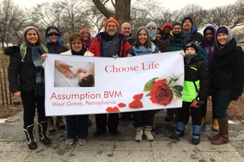 MARCH FOR LIFE 2016