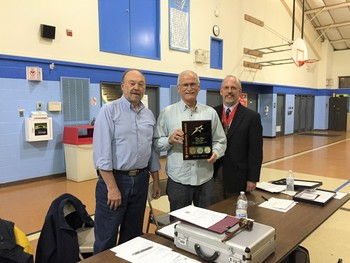 Knights of Columbus presented with Star Council Award