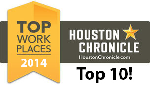 SVdP Ranks in Top 10 of Top Workplaces in Houston!