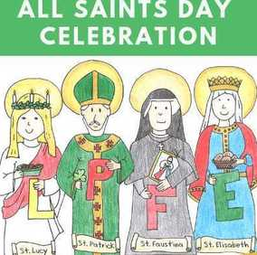 All Saints Celebration