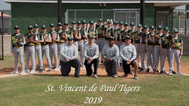2019 12-1 District Champs & GHCAA City Championship Runner-UP