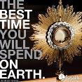 Adoration of the Most Blessed Sacrament