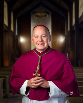 The Most Rev. Brendan J. Cahill, S.T.D.
