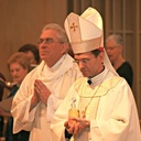 Bishop Sis celebrates first Chrism Mass as shepherd of San Angelo diocese