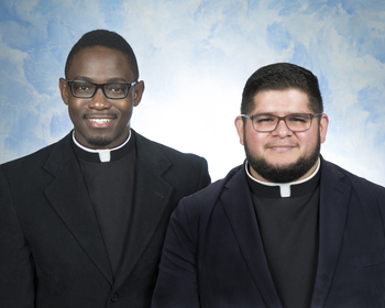 Converging paths lead friends to priesthood