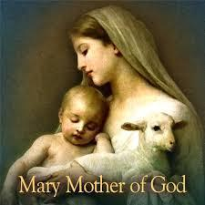 January 1 - Holy Day - Mary, Mother of God - Mass Schedule