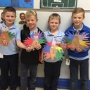 First Grade Turkey Project