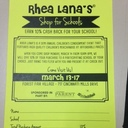 Rhea Lana Shop To Donate
