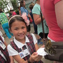 Grade 2 Visits the Butterfly Show