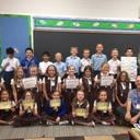 Congratulations to Ms. Gruenwald's 3rd Grade Class!