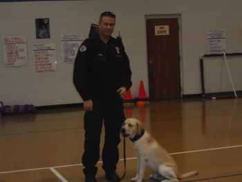 Police Dog Demostration