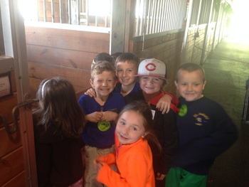 Kindergarten Trip to Bonnybrook Farm