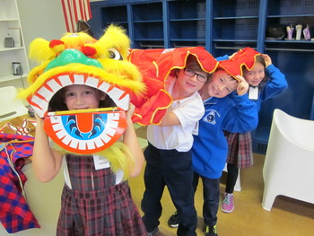 "Gr. 2 Museum Center Enrichment - ""Many Cultures, One World"""