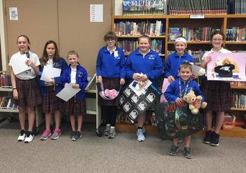 "Congratulations Top 8 ""Pizza Hut Book It Challenge"" Winners!"