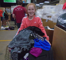 Matthew 25 Ministries: Seventh Grade Service Project